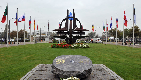 NATO headquarters in Brussel
