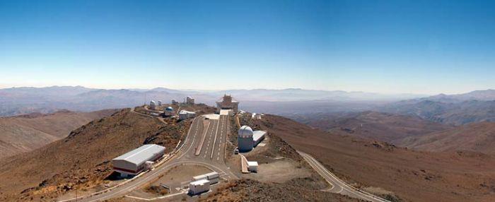 ESO`S La Silla Observatory