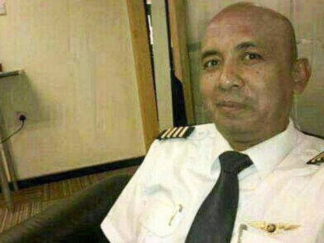 Zaharie Ahmad Shah, a 53-year-old Malaysian, who was one of the pilots of the Malaysia Airlines plane that remains missing Read more: http://www.dailymail.co.uk/news/article-2578956/All-right-good-night-Last-words-missing-Malaysian-passenger-jet-pilot-revealed-photograph-doomed-airman-emerges.html#ixzz2vkVexCKZ  Follow us: @MailOnline on Twitter | DailyMail on Facebook