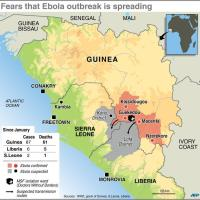 Guinea: Ebola Crossing Borders