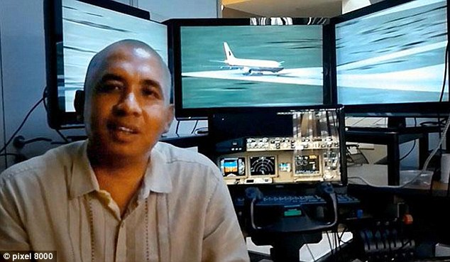 Suspicious: The captain of the missing airline MH370, Zaharie Ahmad Shah, has been dubbed the 'chief suspect' in Malaysia's official police investigation into the incident Read more: http://www.dailymail.co.uk/news/article-2664882/Captain-missing-MH370-flight-revealed-chief-suspect-Malaysias-official-police-investigation.html#ixzz35NXw3aCa  Follow us: @MailOnline on Twitter | DailyMail on Facebook
