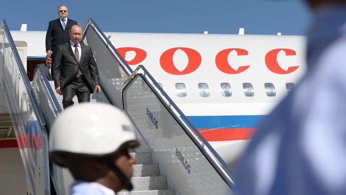 AFP Photo / Alexei Nikolsky