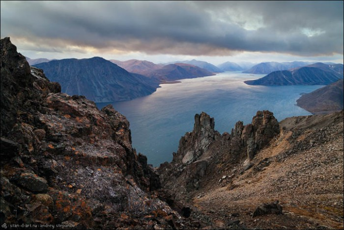 Chukotka - the part of the Siberian land mass almost touching Alaska - has the status of a border zone and there are certain limitations for foreigners. Picture: Andrey Stepanov