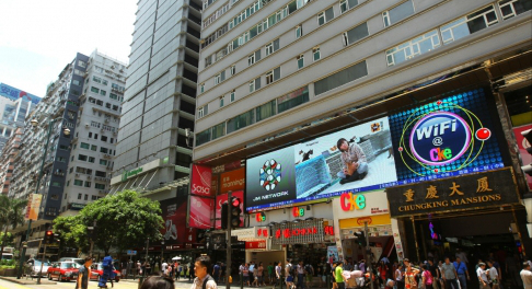 The Nigerian man arrived in the city on Thursday and had been staying at a guest house in Chungking Mansions. Photo: Edward Wong Read more at: http://afriporte.com Nigerian treated at Hong Kong hospital suspected to have Ebola, says Centre for Health Protection | Afriporte