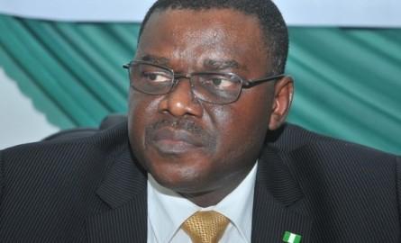 Minister of health, Professor Onyebuchi Chukwu